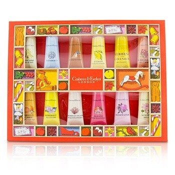Crabtree & Evelyn Zestaw kremów do rąk Ultra-Moisturising Hand Therapy Set  12x25ml/0.9oz