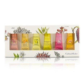 Crabtree & Evelyn Lovely Hands Hand Therapy Collection  6x25g/0.9oz