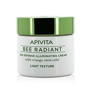Bee Radiant Age Defense Illuminating Cream - Light Texture  50ml/1.76oz