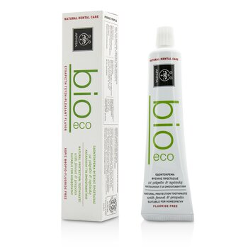 Bio-Eco Natural Protection Toothpaste With Fennel & Propolis  75ml/2.53oz