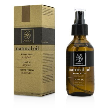 Natural Oil - Almond Plant Oil  100ml/3.4oz