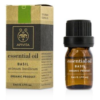 Essential Oil - Basil  5ml/0.17oz