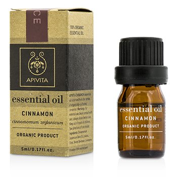 Apivita Essential Oil - Cinnamon  5ml/0.17oz