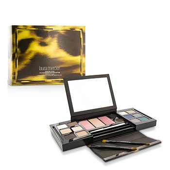 Laura Mercier Master Class Colour Essentials Collection (12x Eye Colour, 3x Cheek Colour, 2x Eye Liner, 1x Eye Pencil, 2x Brush)