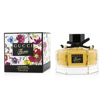 Flora By Gucci Eau De Parfum Spray (New Packaging)  75ml/2.5oz