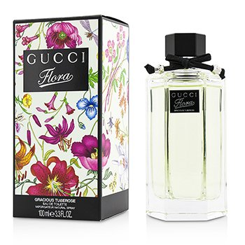 Gucci Flora by Gucci Gracious Tuberose Eau De Toilette Spray (ny pakning)  100ml/3.3oz