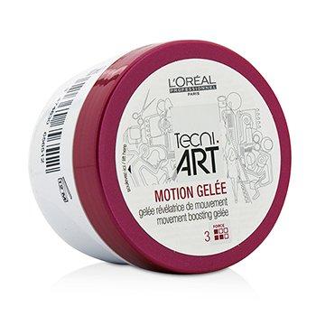 L'Oreal Professionnel Tecni.Art Motion Gelee Movement Boosting Gelee (Force 3)  100ml/3.4oz
