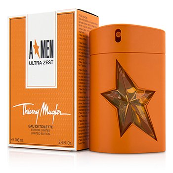 Thierry Mugler A*Men Ultra Zest Eau De Toilette Spray (Edición Limitada)  100ml/3.4oz
