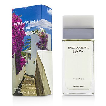 ドルチェ&ガッバーナ  Light Blue Escape To Panarea Eau De Toilette Spray (Limited Edition)  100ml/3.3oz