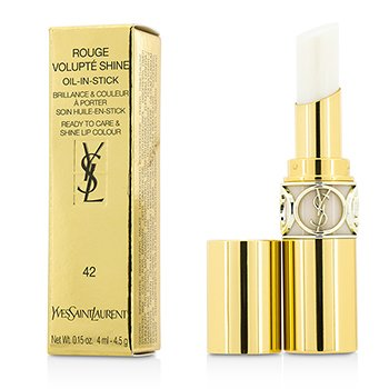 Yves Saint Laurent Rouge Volupte Aceite Brillo en Barra - # 42 Baume Midi Minuit  4.5g/0.15oz