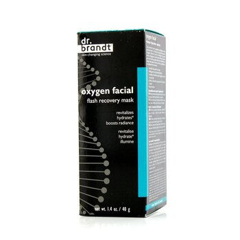 Oxygen Facial Flash Recovery Mask  40ml/1.4oz