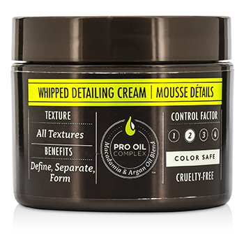 Macadamia Natural Oil Creme Detailing Weightless Professional   57g/2oz