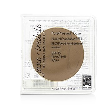 PurePressed Base Mineral Foundation Refill SPF 15  9.9g/0.35oz