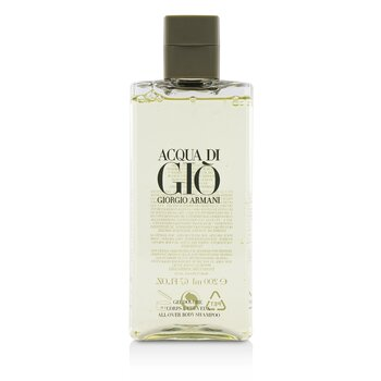 Acqua Di Gio All Over Body Shampoo 200ml/6.7oz