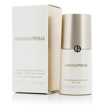Giorgio Armani Armani Prima Nourishing Glow Enhancer Oil-In-Gel  30ml/1.01oz