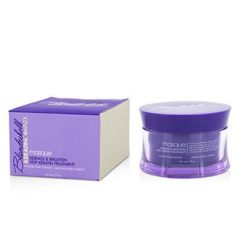 Blondeshell Masque (Debrass & Brighten Deep Keratin Treatment)  200ml/6.7oz