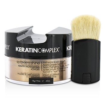 Fashion Therapy Sparkle + Shine Keratin Highlighting Powder - # Bronze  19ml/0.63oz