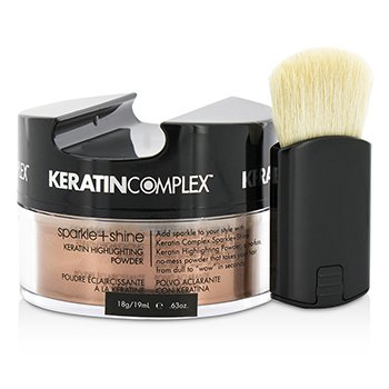 Fashion Therapy Sparkle + Shine Keratin Highlighting Powder - # Copper  19ml/0.63oz