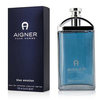Aigner Aigner Blue Emotion Eau De Toilette Spray 65065229  100ml/3.4oz