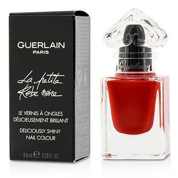 Guerlain La Petite Robe Noire Deliciously Shiny Color Uñas - #042 Fire Bow  8.8ml/0.29oz
