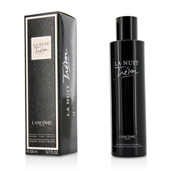 La Nuit Tresor Precious Perfumed Body Lotion  200ml/6.7oz