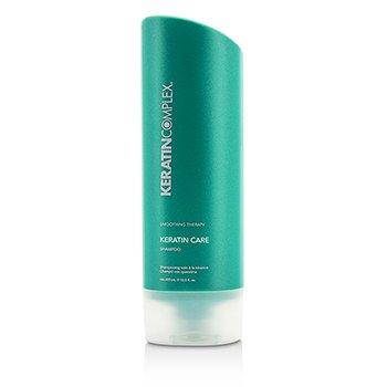 Wygładzający szampon odżywka do każdego rodzaju włosów Smoothing Therapy Keratin Care Shampoo (For All Hair Types)  400ml/13.5oz