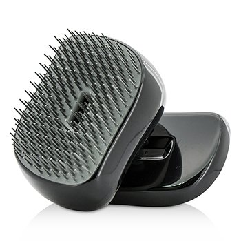 Compact Styler Mens' Compact Groomer Detangling Hair Brush (For Hair & Beards)  1pc