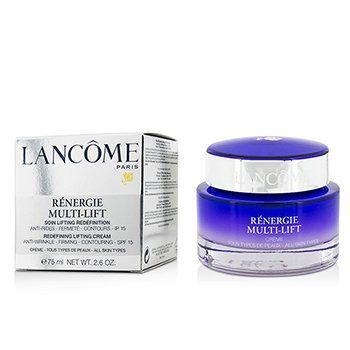 Renergie Multi-Lift Redefining Lifting Cream SPF15 (For All Skin Types)  75ml/2.5oz