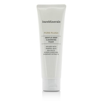 BareMinerals Pure Plush Gentle Deep Cleansing Foam  120g/4.2oz