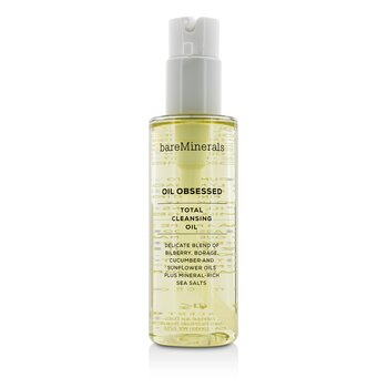 Oil Obsessed Total Cleansing Oil  180ml/6oz