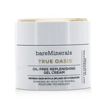 True Oasis Oil-Free Replenishing Gel Cream - Oily To Combination Types  50g/1.7oz