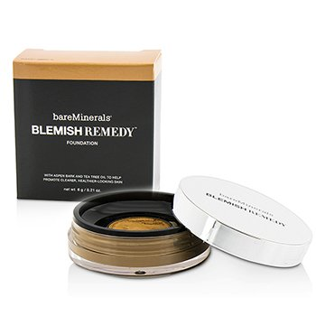 BareMinerals BareMinerals Blemish Remedy Base - # 10 Clearly Amber  6g/0.21oz