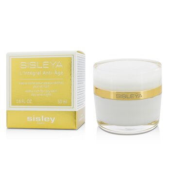 Sisleya L'Integral Anti-Age Day And Night Cream - Extra Rich for Dry skin  50ml/1.6oz