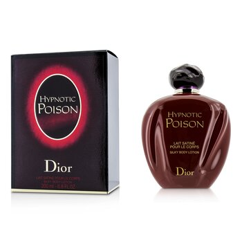 Hypnotic Poison Silky Body Lotion 200ml/6.8oz