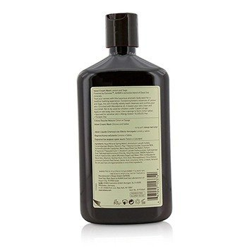 Mineral Botanic Velvet Cream Wash - Lemon & Sage  500ml/17oz