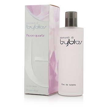 Byblos Rose Quartz Eau De Toilette Spray  120ml/4oz