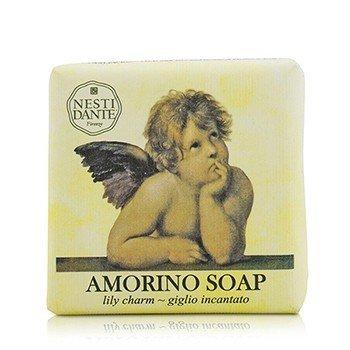 Amorino Soap - Lily Charm  150g/5.3oz