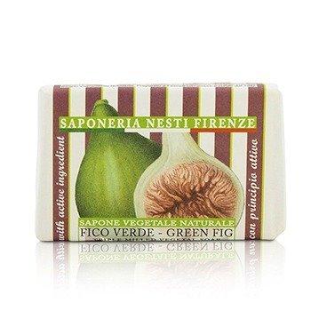 Le Deliziose Natural Soap -  Green Fig  150g/5.3oz