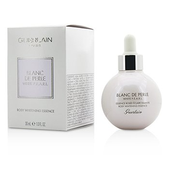 Guerlain Blanc De Perle White P.E.A.R.L. Rosy Whitening Essence  30ml/1oz