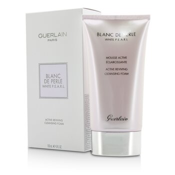 Blanc De Perle White P.E.A.R.L. Active Reviving Cleansing Foam  150ml/5oz