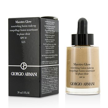 Giorgio Armani Maestro Glow Nourishing Fusion Makeup SPF 30 - #6.25  30ml/1oz