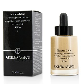 Maestro Glow Nourishing Fusion Makeup SPF 30  30ml/1oz