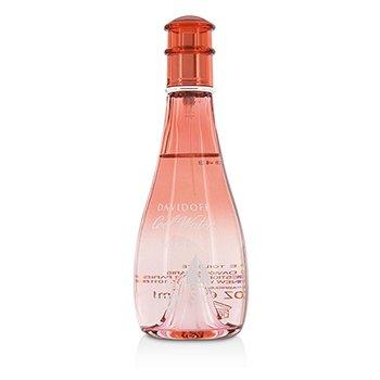 Cool Water Sea Rose Summer Seas Eau De Toilette Spray (Limited Edition) 100ml/3.4oz