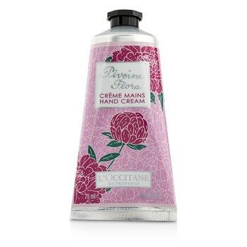 Pivoine Flora Hand Cream (New Packaging) 75ml/2.6oz