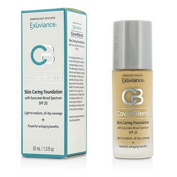 CoverBlend Skin Caring Foundation SPF20  30ml/1oz