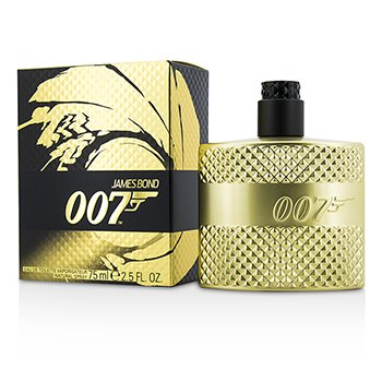 James Bond 007 Eau De Toilette Spray (Edición Limitada Oro)  75ml/2.5oz