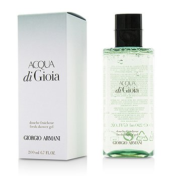 Giorgio Armani Acqua Di Gioia Fresh Gel de Ducha  200ml/6.7oz