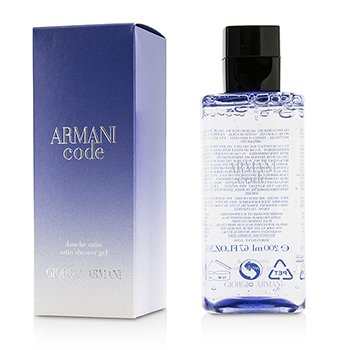Code Femme Satin Shower Gel 200ml/6.7oz