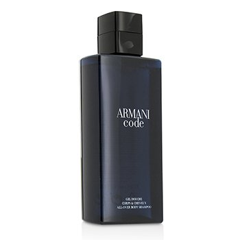 Armani Code All-Over Body Shampoo  200ml/6.7oz