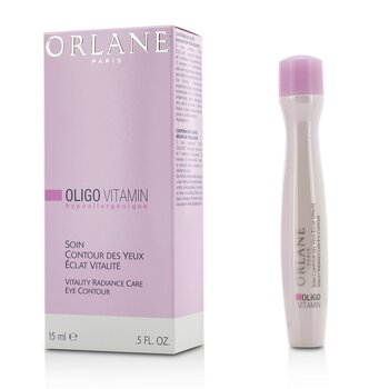 Orlane Oligo Vitamin Vitality Radiance Care Eye Contour  15ml/0.5oz